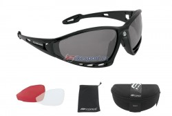 Force brýle PRO - černo/černé