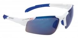 Force brýle SPORT - bílo/modré