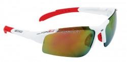 Force brýle SPORT - bílo/červená