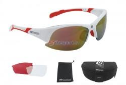 Force brýle ULTRA - bílo/červené