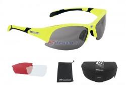Force brýle ULTRA - reflexní/černé