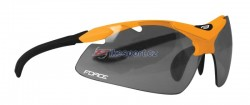 Force brýle DUKE - černo/oranžovo/černé