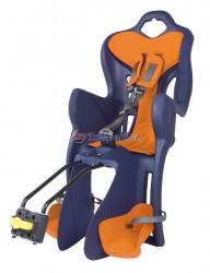 Bellelli zadní sedačka B-ONE STANDARD (modrá/oranžová)