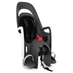 HAMAX Caress Plus zadní sedačka tmavě šedá/černá