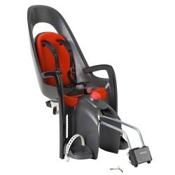 Hamax zadní sedačka CARESS (tmavě šedá/červená)