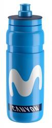 Láhev ELITE CORSA MOVISTAR, 0,75L modrá