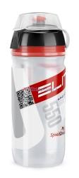 Elite láhev CORSA MTB 0,55l - čirá s víčkem