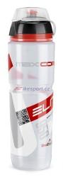 Elite láhev MAXICORSA MTB 0,95l - čirá (s víčkem)