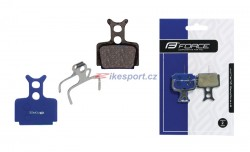 Force brzdové destičky Formula R1, C1, Mega, The ONE, RX