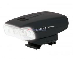 Sigma přední svítilna ILLUX (černá)