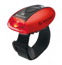 Sigma zadní Micro blikačka - červená NEW