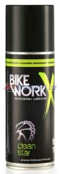 BikeWorkx odmašťovač Clean Star - Disc (200ml)