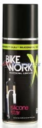 BikeWorkx Silicone Star - siliconový sprej 200ml