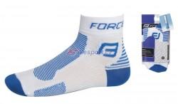 Force ponožky 1 (bílo-modré)