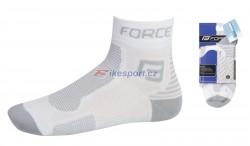 Force ponožky 1 (bílo-šedé)