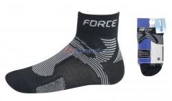 Force ponožky 2 (černo-šedé)