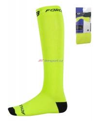Force ponožky kompresní (fluo)