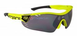 Force brýle RACE PRO - fluo/černé
