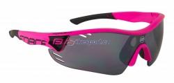 Force brýle RACE PRO - růžovo/černé