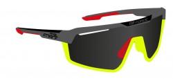 Brýle FORCE APEX, černo-šedé, černé skla