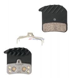 Shimano brzdové destičky BR-M640/820 (metal) + chlazení H03C
