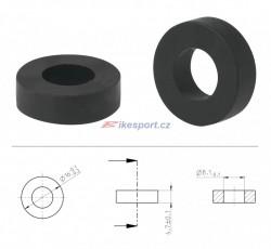 SKS těsnící gumička pumpy hlavice E.V.A