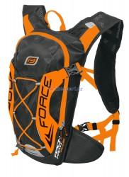 Force batoh ARON PRO PLUS 10l+2l rez. (černo-oranžový)