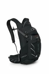 OSPREY RAPTOR 14 batoh + rezervoár černý