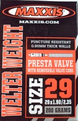 MAXXIS Welter duše 29x1.9/2.35 FV 40mm