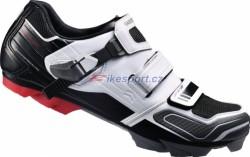 Shimano boty MTB SH-XC51 (bílé)