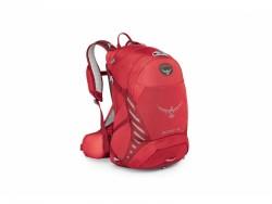 OSPREY ESCAPIST 25 batoh + pláštěnka červený