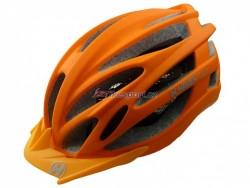 Haven TOLTEC orange - přilba oranžová