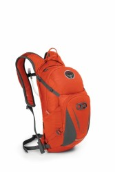 OSPREY VIPER 13 batoh + rezervoár oranžový