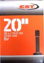 Duše CST 20x1.75/.2.125 AV