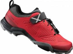 Shimano boty MT5 červené