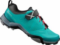 Shimano boty MT5W zelené