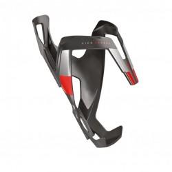 Košík ELITE Vico Carbon černo/červený
