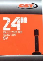 Duše CST 24x1,75-2,215 AV