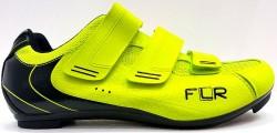 FLR F-35 boty neon yellow