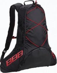 Batoh BBB BSB-101 MaraTour černo/červený
