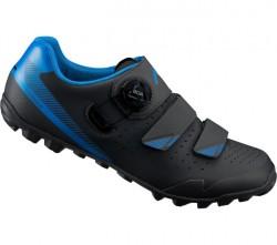 Boty Shimano ME4 černo-modré