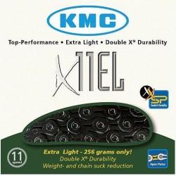 Řetěz KMC X11 EL černý 118čl.