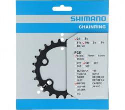 Převodník Shimano Deore FC-M6000 24z 2x10