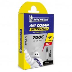 Duše MICHELIN AIR COMP ULTRALIGHT 18/25-622 FV/80mm