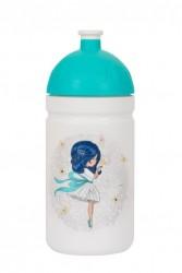 Zdravá lahev R&B Dívka s mašlí 500ml