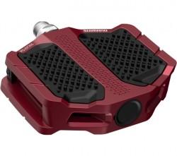 Pedály Shimano PD-EF205 červené