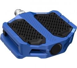 Pedály Shimano PD-EF205 modré