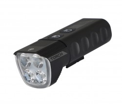 Světlo přední FORCE TORCH 2000LM USB, powerbanka
