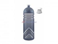 R+B zdravá láhev BIKE (šedá)
