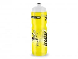ISOSTAR EKO-BIO láhev 0.8l žlutá, bílé víčko